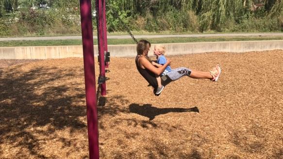 Swinging withB